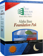 Alpha Base Foundation Pak