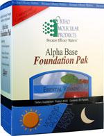 Alpha Base Foundation Pak