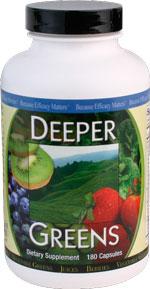 Deeper Greens Capsules