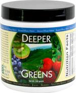 Deeper Greens Powder