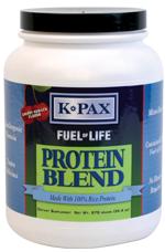 K-Pax Protein Blend - Cherry Vanilla