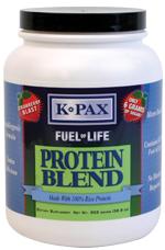 KPAX Protein Blend - Strawberry Blast