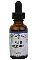 Kid-D Liquid Drops (1 fl.oz.)
