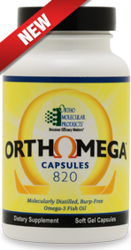 Orthomega 820 *New Formulation*