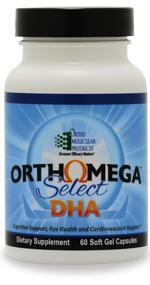 Orthomega Select DHA