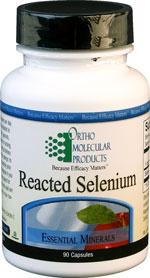 Reacted Selenium